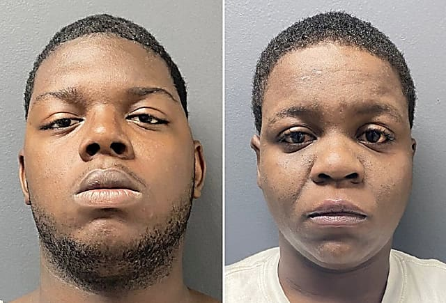Rochelle Park Officer finds couple with a loaded gun at traffic control